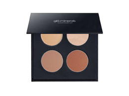 glo-minerals Contour Kit, Medium to Dark