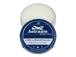 Hairgum Moustache Wax, 40 g