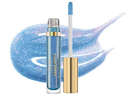 Milani Stellar Lights Holographic Lipgloss, Iridescent Blue