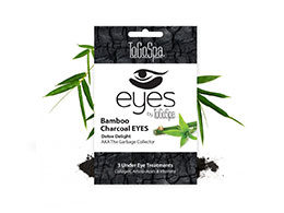 ToGoSpa - Bamboo Charcoal Eye Mask 3 pk