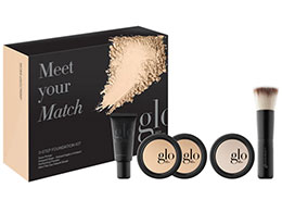 glo Skin Beauty - Meet your match, Natural Light/Medium
