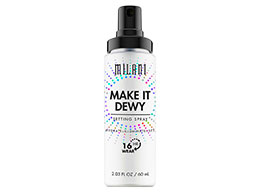 Milani Make It Dewy Setting Spray - Hydrate & Illuminate, 60 ml
