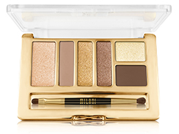 Milani Everyday Eyes - Eyeshadow Collection, Bare Necessities 02