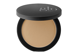 glo Skin Beauty Pressed base, honey-dark.