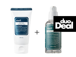 Duo-deal - Klairs Rich Moist Soothing Serum & Cream