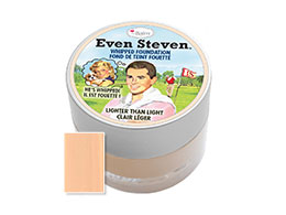 theBalm Even Steven Whipped Foundation - Lighter than Light, 13.4ml