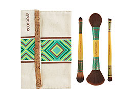 EcoTools Boho Luxe Duo Brush Set, 1304