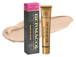 Dermacol - Make-up Cover Foundation SPF30, N208