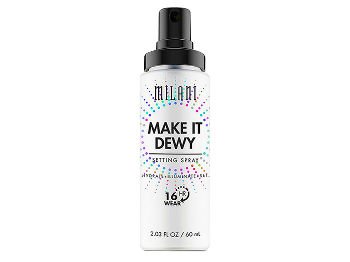 Milani Make It Dewy Setting Spray - Hydrate & Illuminate, 60 ml big image 0