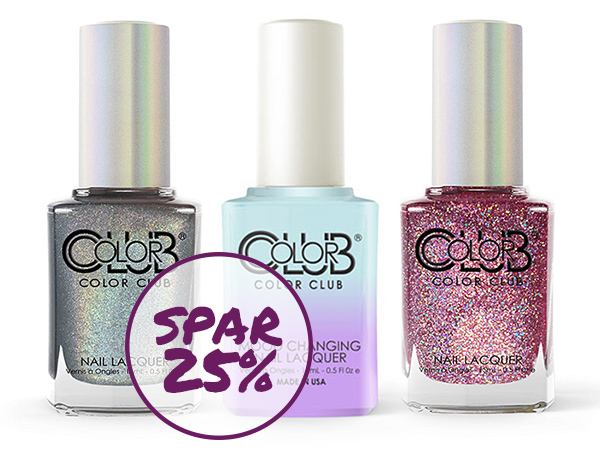 SPAR 25% - Mood Changing & Chrome Polish