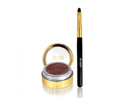 Milani Fierce Foil Eyeliner - Brown Foil