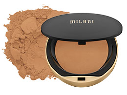Milani Conceal & Perfect - Shine-Proof Powder, 08 Medium Deep