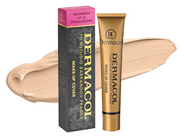 Dermacol - Make-up Cover Foundation SPF30, N207