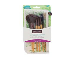 EcoTools Six Piece Starter Set, 1206