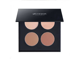 glo-minerals Contour Kit, Fair to Light