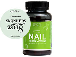 Beauty Bear - Nail Vitamins, 60stk