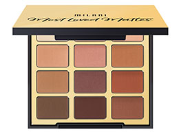 Milani Eyeshadow Palette, Most Loved Mattes