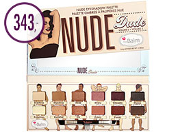 SPAR 20% - the Balm Nude Dude