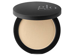 glo Skin Beauty - Pressed base, golden-medium