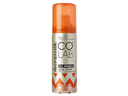 Colab Sheer Invisible Dry Shampoo, New York, 50ml
