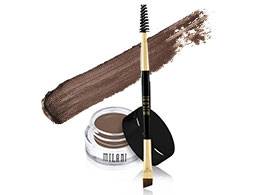 Milani Stay Put Brow Color, Dark Brown MBRP-05