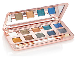 Models Own Eyeshadow Palette, Colour Chrome ESP10