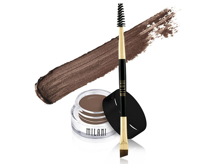 Milani Stay Put Brow Color, Dark Brown MBRP-05 big image 0