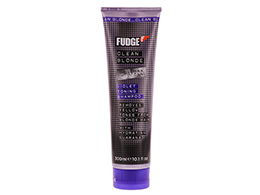 Fudge Clean Blonde Violet Toning Shampo, 300ml