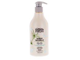 L'Oreal Nature Pureté Naturelle Shampoo, 500ml