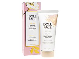 Doll Face Refine - Peel-Away Refining Gel Mask, 100ml
