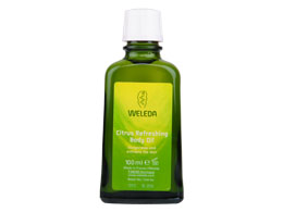 Weleda Citrus Refreshing Body Oil, 100 ml
