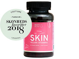 Beauty Bear - Skin Vitamins, 60stk