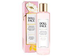 Doll Face Invigorate - Triple-Action Facial Cleanser, 240ml