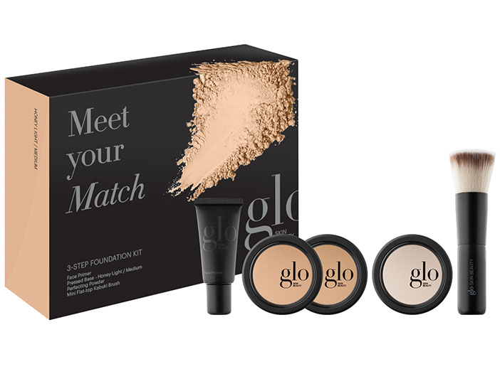 glo Skin Beauty - Meet your match, Honey light/Medium big image 0