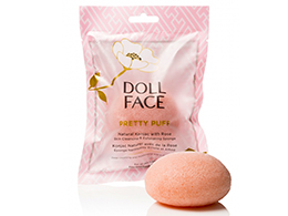 Doll Face Pretty Puff - Rose