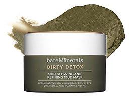 bareMinerals Dirty Detox Mud Mask, 58g