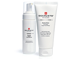 Decrusto Beauty Ghost Mask & GRATIS Cleanser