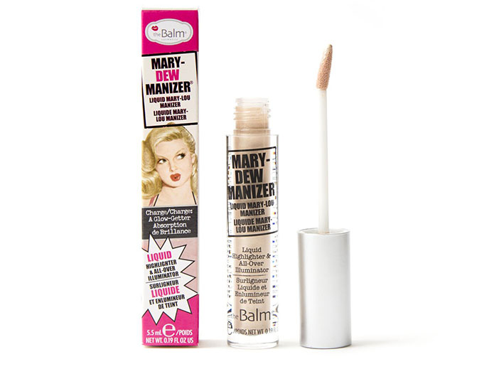 theBalm Mary-Dew Manizer - Liquid Highlighter big image 0
