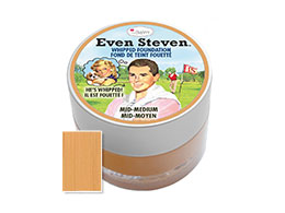 theBalm Even Steven Whipped Foundation - Mid-Medium, 13.4ml