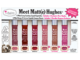 theBalm Meet Matt(e) Hughes Set, Vol.3