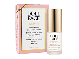 Doll Face Soothe - UnderEye Puffiness Serum, 15ml