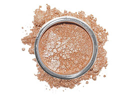glo-minerals Dust 24k, Gold