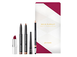glo-minerals Bold Pursuit Collection