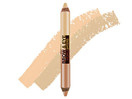 Milani Brow & Eye Highlighter, Matte Beige/High Glow MBH-01