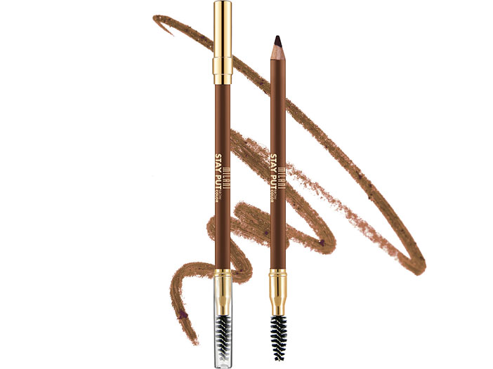 Milani Stay Put - Brow Pomade Pencil, Soft Brown 02 big image 0