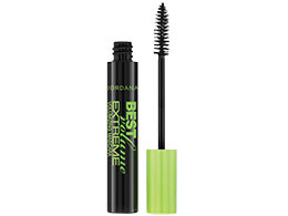 Jordana Best Volume - Extreme Volumizing Mascara, Black