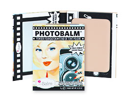 theBalm PhotoBalm - Powder Foundation, Lighter than light