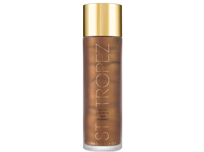 St.Tropez Self Tan Luxe Dry Oil, 100ml big image 0
