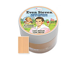 theBalm Even Steven Whipped Foundation - Light/Medium, 13.4ml