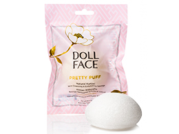 Doll Face Pretty Puff - Natural